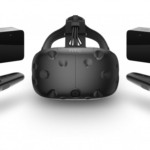 HTC Vive now available for pre-order