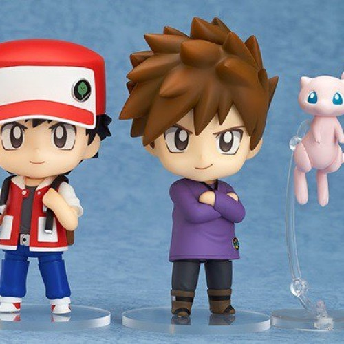 Good Smile Company to release cute Pokemon's Red and Green Nendroid