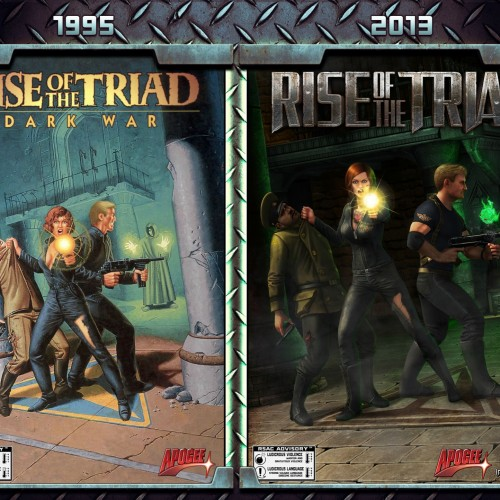 What's old is new again: A video game renaissance? Or games of futures past?