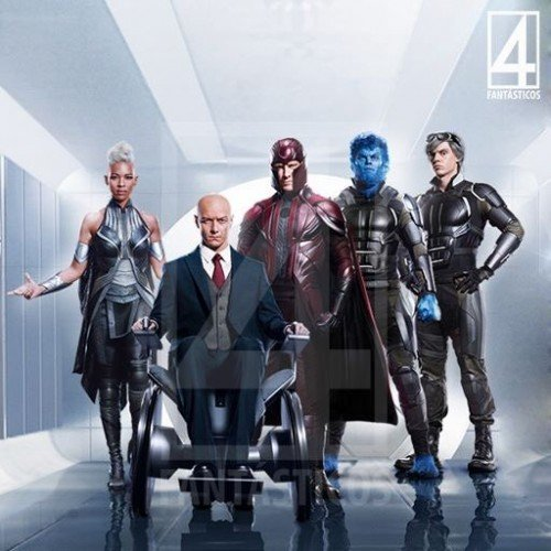 Xavier and Magneto get ready for battle in new X-Men: Apocalypse photo