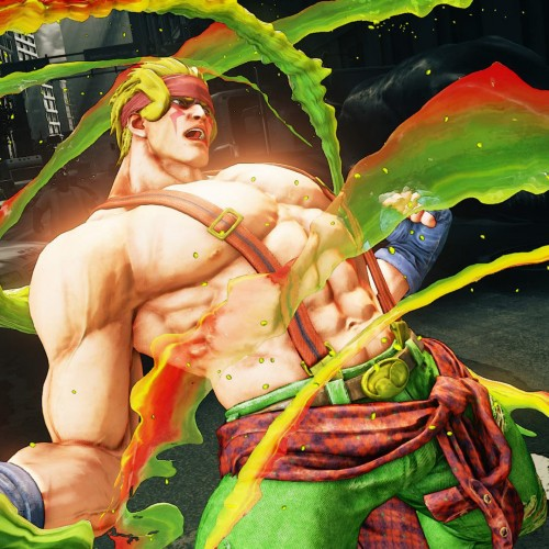 Info revealed for Street Fighter V's Alex and March update