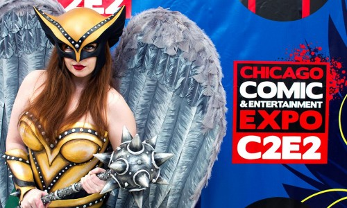 C2E2 Cosplay Music Video