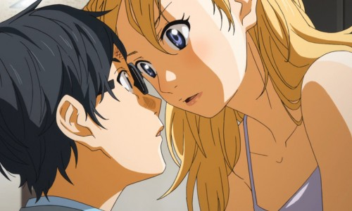 Your Lie in April Set 1 Blu-ray review
