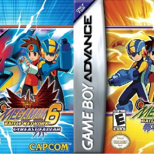Mega Man Battle Network 6: Cybeast Falzar and Cybeast Gregar now out for Wii U Virtual Console