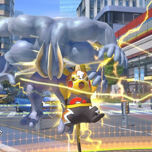 Pokkén Tournament warns rage quitters with penalty