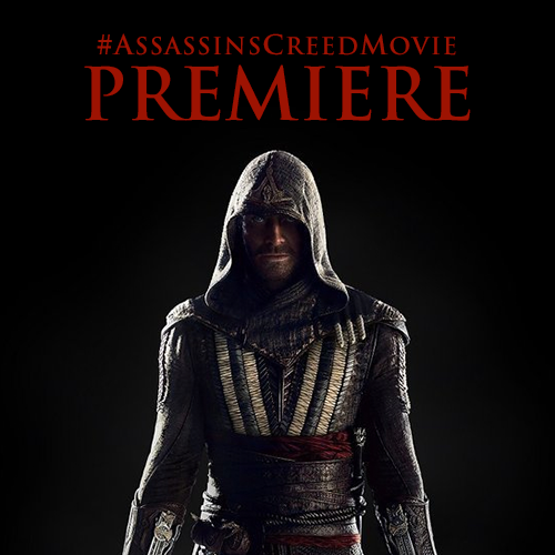 KERNEL gives first look at Michael Fassbender's weapons and hoodie for Assassin's Creed film