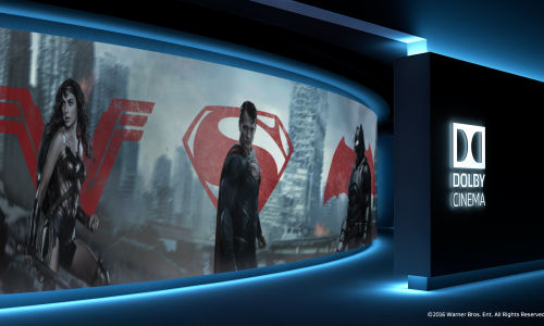 Watching Batman v Superman in Dolby Vision and Dolby Atmos