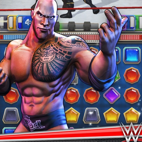 WWE teaming up with Scopley to release a puzzle game… yes, a puzzle game