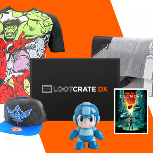 Loot Crate DX aims to take its product to the next level