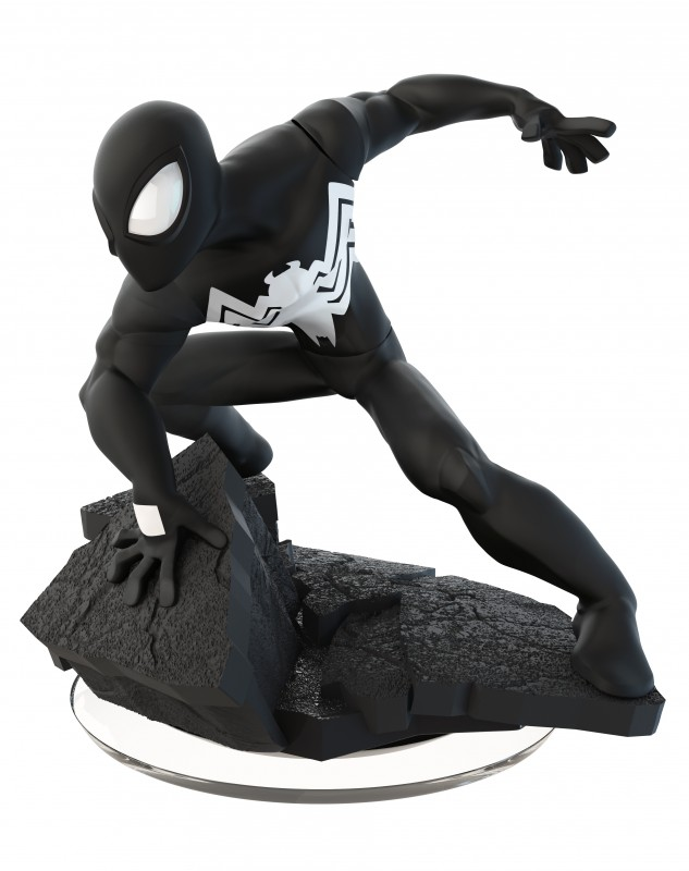 Disney Infinity IGP_BlackSuitSpiderMan