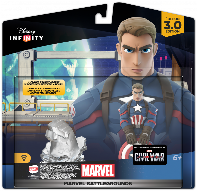 Disney Infinity IN3_PlaySet_MarvelBattlegrounds