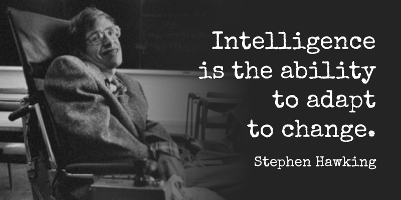 Stephen Hawking // Brief History