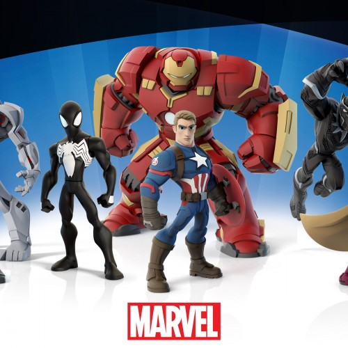 Disney Infinity to release more Play Sets and figures like Ant-Man, Black Panther and Symbiote Spider-Man