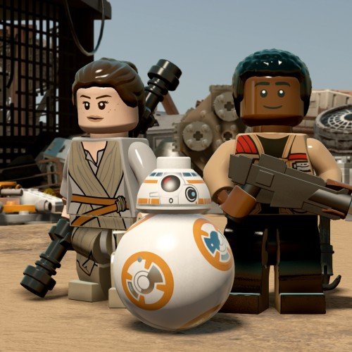 GDC 2016 – Lego Star Wars: The Force Awakens