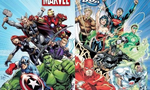 Top 5 comic arcs