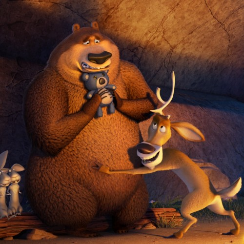 Interview with Open Season: Scared Silly director David Feiss
