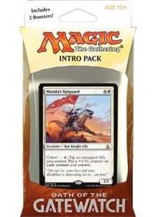 Oath+of+the+Gatewatch+Intro+Pack%3A+Desperate+Stand+%5BSEALED%5D