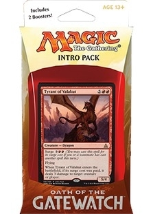 Oath+of+the+Gatewatch+Intro+Pack%3A+Surge+of+Resistance+%5BSEALED%5D