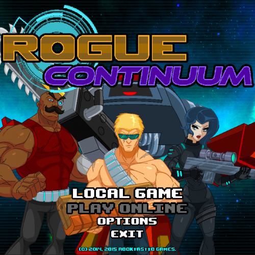 Hands-on with top-down shooter 'Rogue Continuum'
