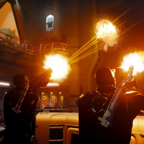 GDC 2016: Raw Data – multiplayer VR combat first impressions