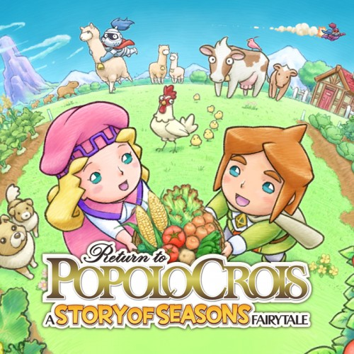 Return to PoPoLoCrois: A Story of Seasons Fairytale (3DS review)