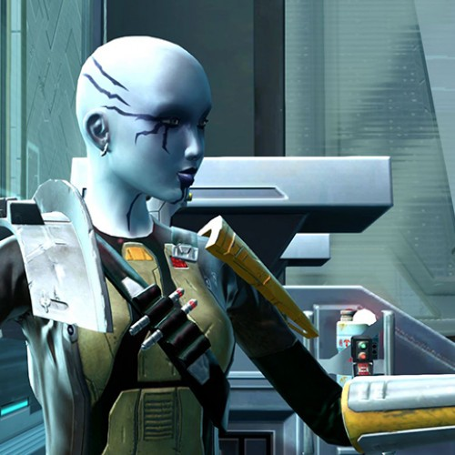 Star Wars: The Old Republic – Anarchy in Paradise review