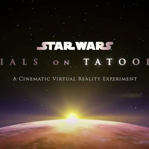 GDC 2016: Star Wars: Trials on Tatooine will make you feel like a Jedi