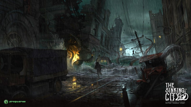 The Sinking City - 00