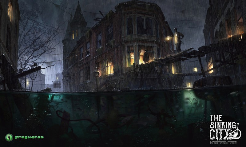 The Sinking City - 02