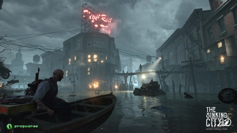 The Sinking City - 06