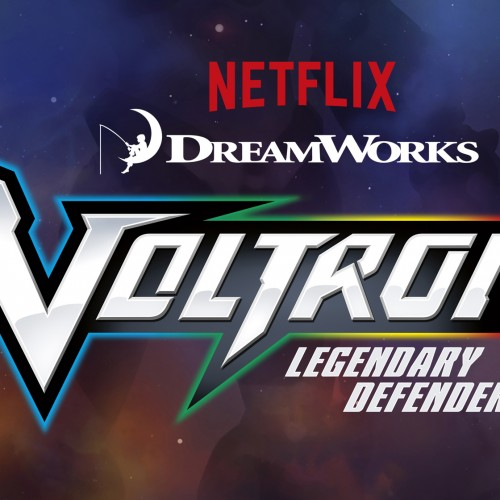 Voltron trailer released