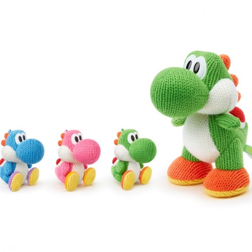Mega Yarn Yoshii amiibo back in stock March 20 at Toys 'R' US