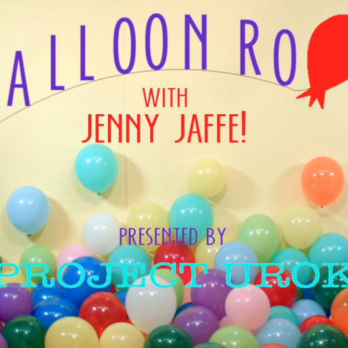 Project UROK: Sharon Paul and Jenny Jaffe discuss fear of getting lost in space in the Balloon Room