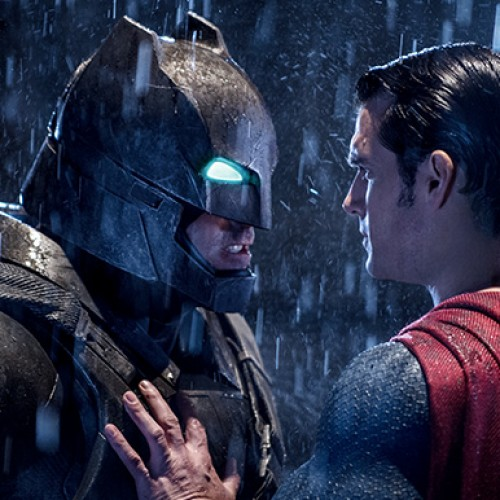 Batman v Superman: Dawn of Justice has huge drop for second weekend