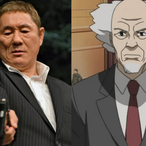 Ghost in the Shell movie casts Beat Takeshi as Section 9 chief