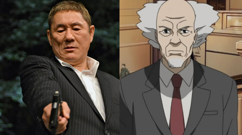 Ghost In The Shell Movie Casts Beat Takeshi As Section 9 Chief Nerd Reactor