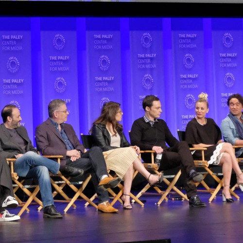 Paleyfest: The Big Bang Theory on the baby, Sheldon & Amy's sex life, and Leonard's dad