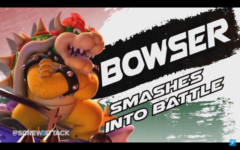 bowser reveal