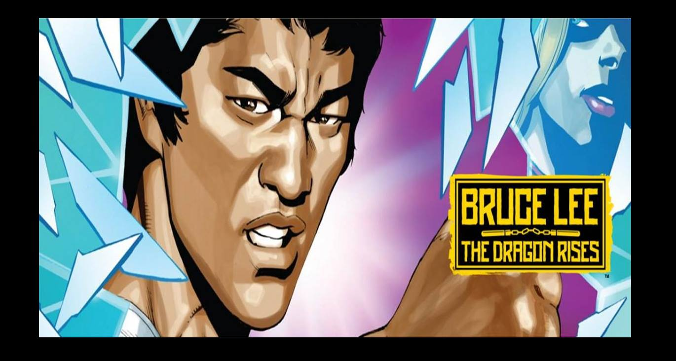 Bruce Lee: The Dragon Rises comic book in the works - Nerd