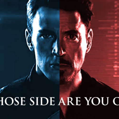 Marvel releases 'Captain America: Civil War' teasers ahead of tomorrow's trailer premiere