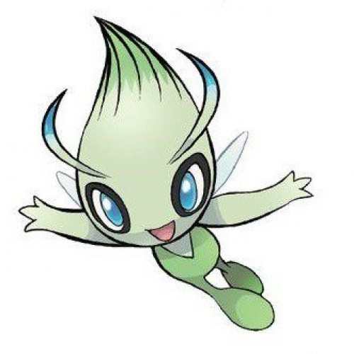 Pokémon celebrates March with a downloadable Celebi for your Pokémon 3DS games