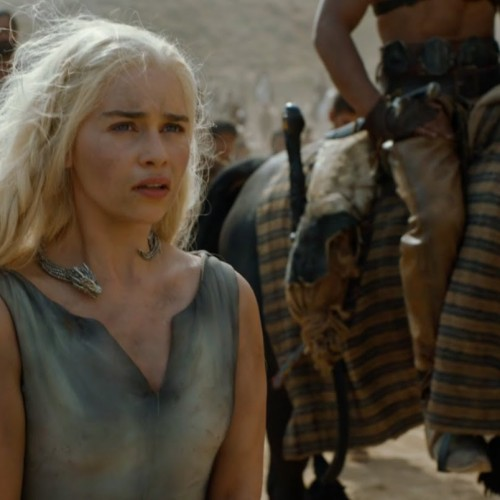 HBO's Game of Thrones episode descriptions are completely vague