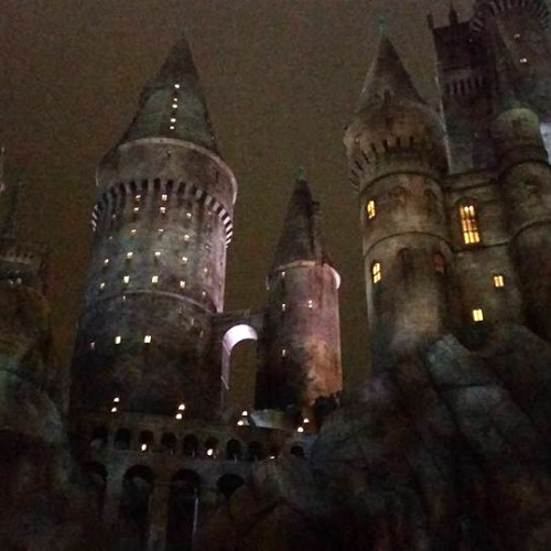 Experiencing the Wizarding World of Harry Potter at Universal Studios Hollywood