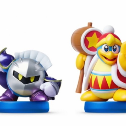 New Kirby amiibo with new Kirby 3DS game