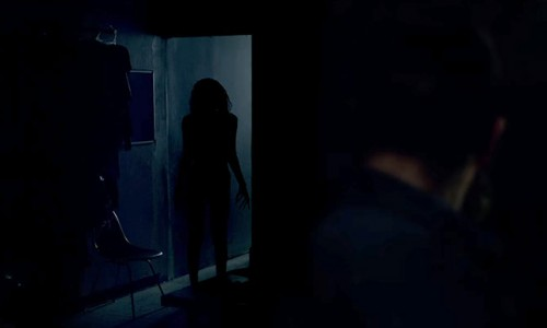 Become afraid of the dark with the first trailer for 'Lights Out'
