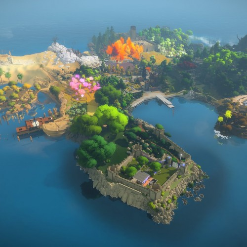 The Witness PS4 review