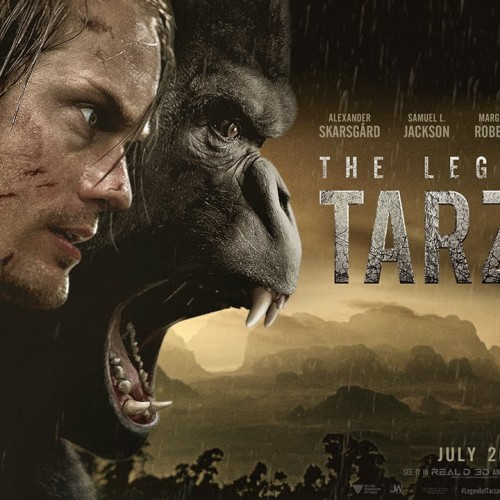 New Legend of Tarzan Trailer drops with some epic scenes!