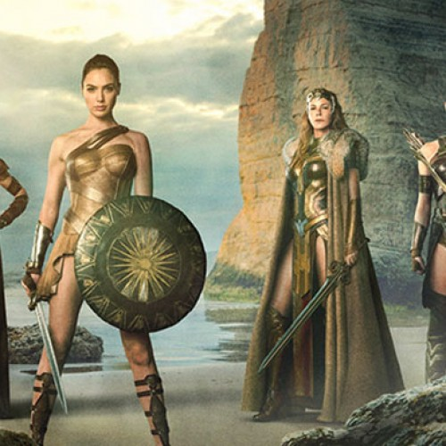 Latest 'Wonder Woman' image features Hippolyta, Antiope, and Menalippe