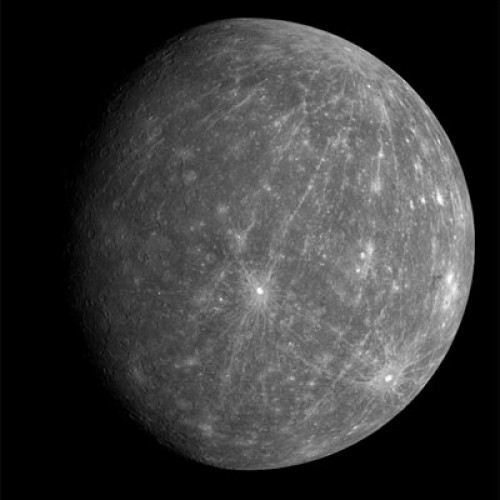 Could Mercury's surface be covered in lead?