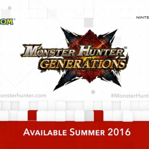 Monster Hunter X to be released as Monster Hunter Generations this summer
